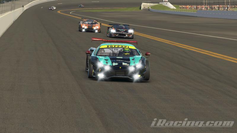 | FFCTEAM | Nuestro debut en Iracing con las 24 Horas de Daytona Iracin16