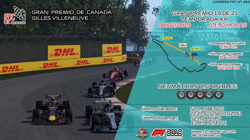 [19/21 GP - T.XXI] GRAN PREMIO DE CANADÁ (CIRCUITO GILLES VILLENEUVE) Italia12