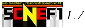 | #SCNEF1 T.VII | Despedida de la Temporada VII Logo_s14