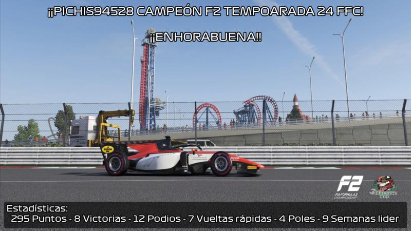 | F2 2019 T.XXIV | Pichis94528 campeón F2 Temporada 24 Miniat29
