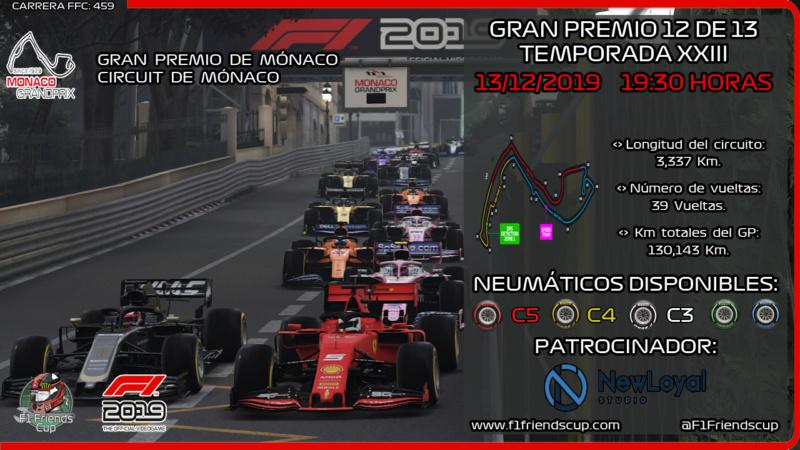 [F1 -- 12/13 GP - T.23] CONFIRMACIONES GRAN PREMIO DE MÓNACO Mzsnac10