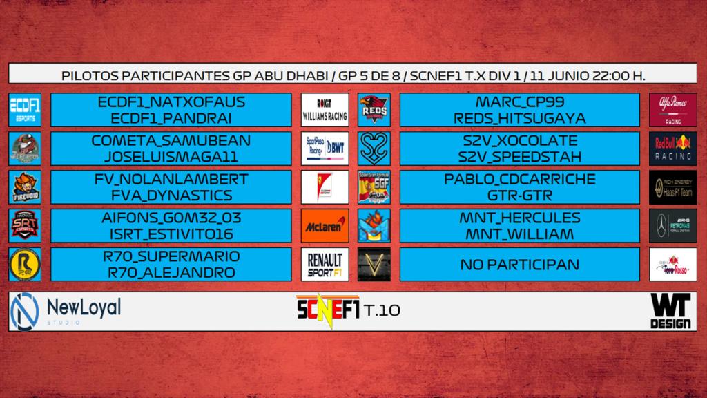 | SCNEF1 | S2V Esports da un paso de gigante hacia su primera SCNEF1 Piloto23