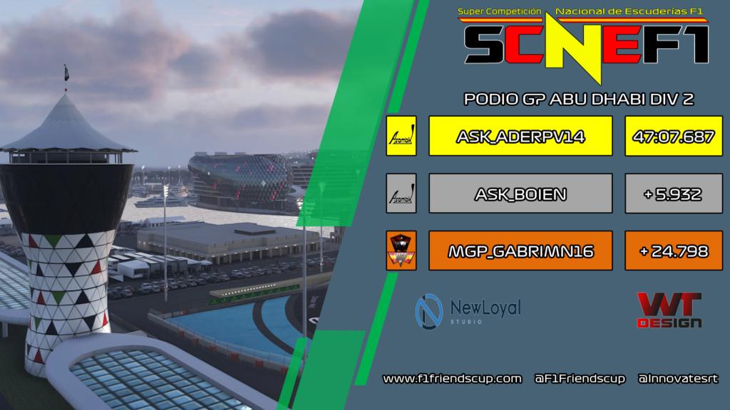 | SCNEF1 | Asombik Esports consgue el segundo doblete en siete días y ya mira al título Podio_14