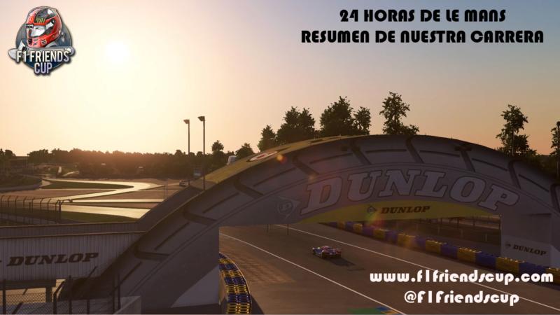 | P.CARS 2 24 H LE MANS | Nuestras 24 Horas de Le Mans Resume10