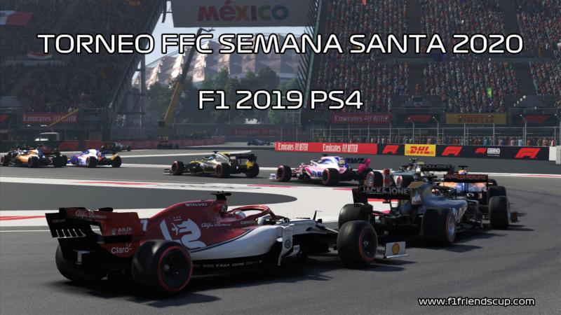   F1 2019   TORNEO SEMANA SANTA 2020 Semana10