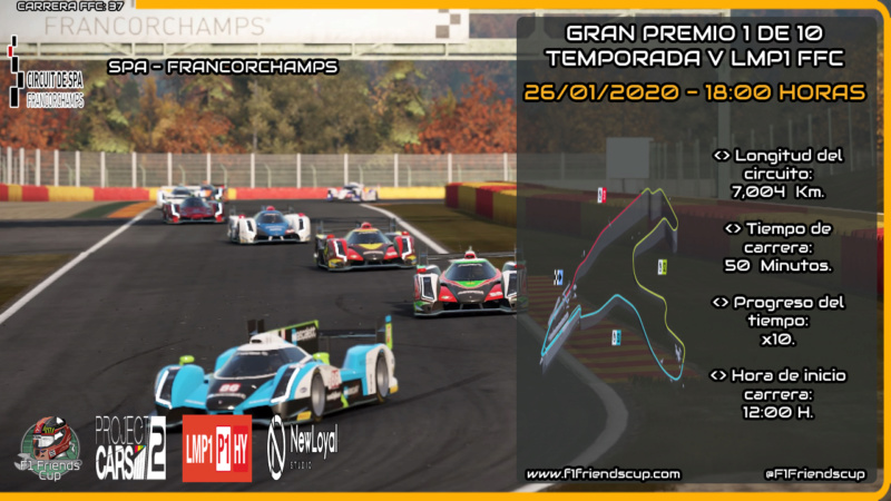 [PC2 T.V LMP1 - 1/10] CRÓNICAS SPA-FRANCORCHAMPS GP Spafra10