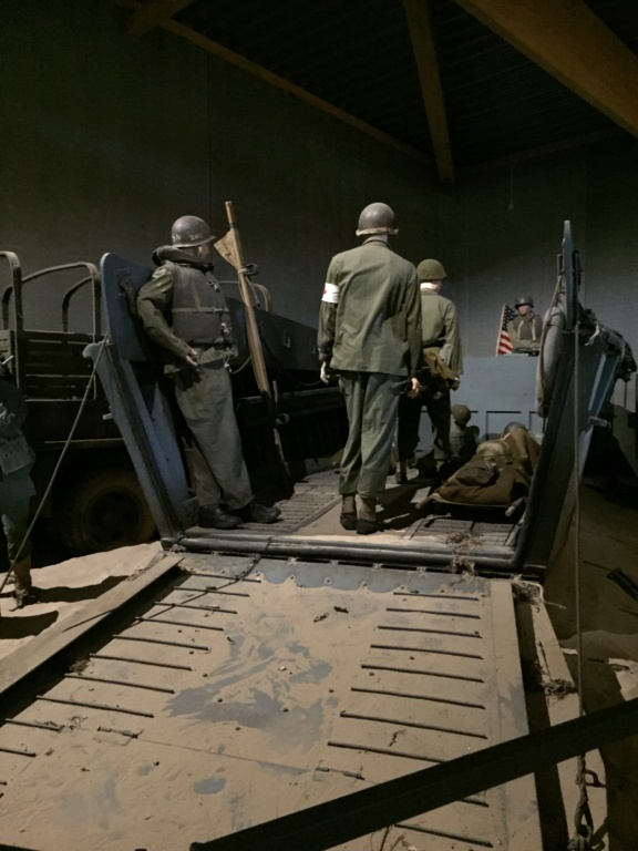 Overlord Museum  ( Colleville sur mer , Calvados / Normandie ) - Page 2 Img_1611