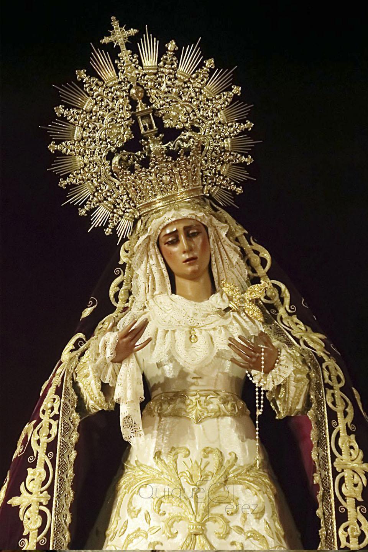HERMANDAD DE LOS GITANOS Virgen14