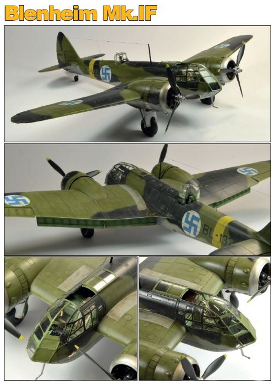 BRISTOL BLENHEIM  Blenhe22