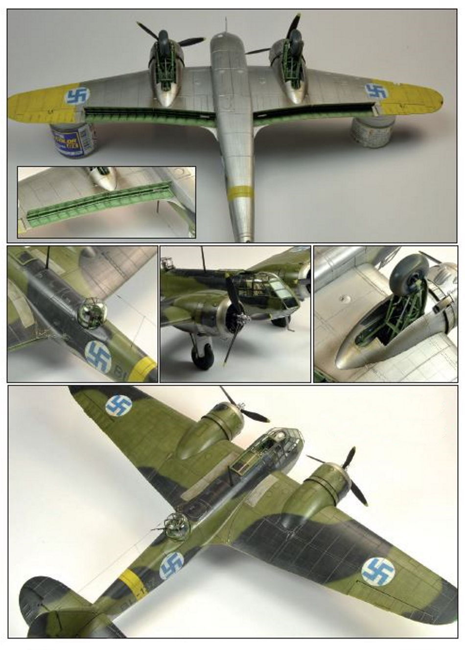 BRISTOL BLENHEIM  Blenhe23