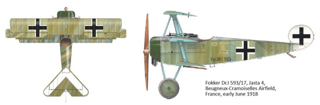 FOKKER Dr.I Fokker47