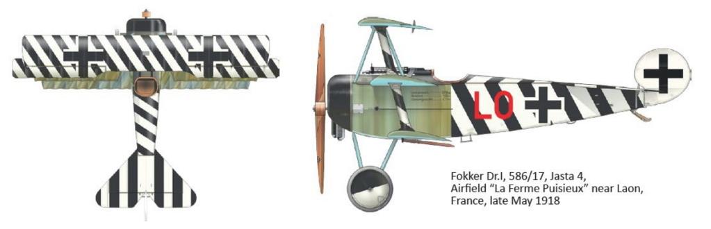 FOKKER Dr.I Fokker48