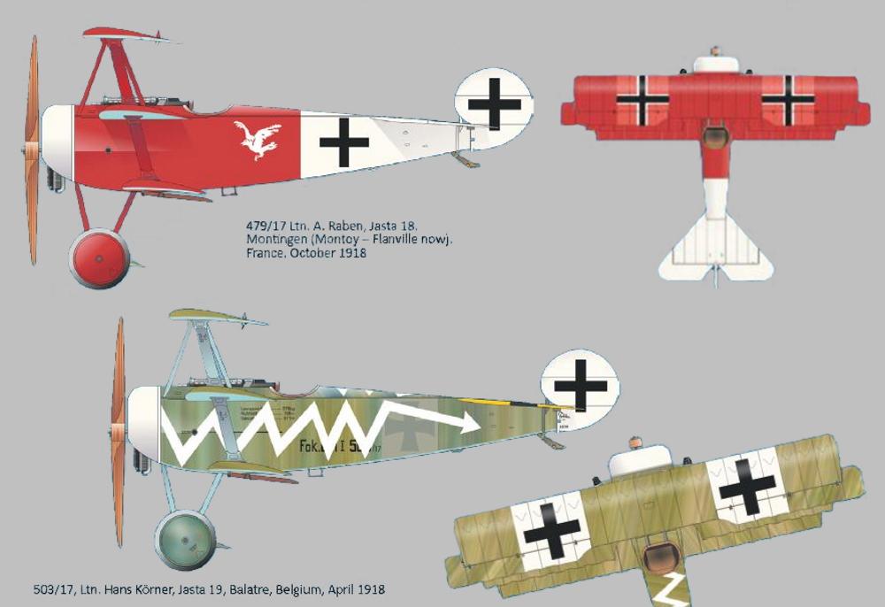 FOKKER Dr.I Fokker49