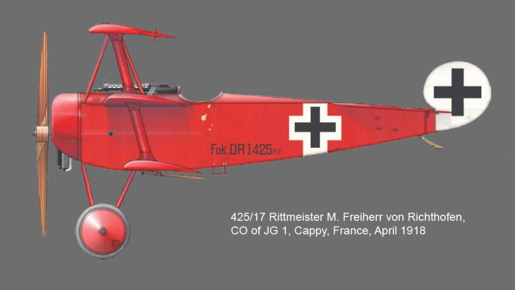 FOKKER Dr.I Fokker50