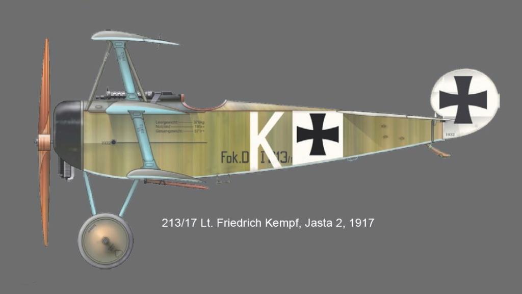 FOKKER Dr.I Fokker53