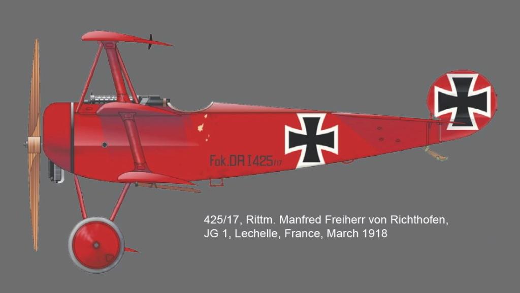 FOKKER Dr.I Fokker65