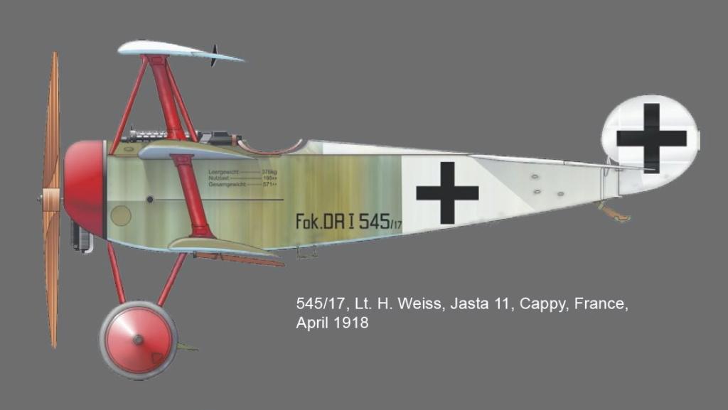 FOKKER Dr.I Fokker66