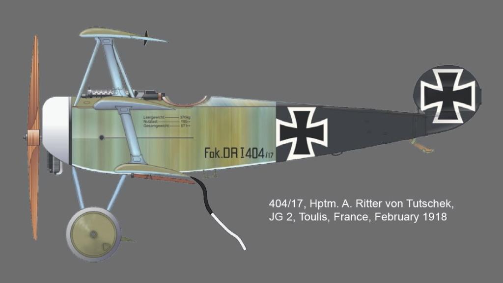 FOKKER Dr.I Fokker67