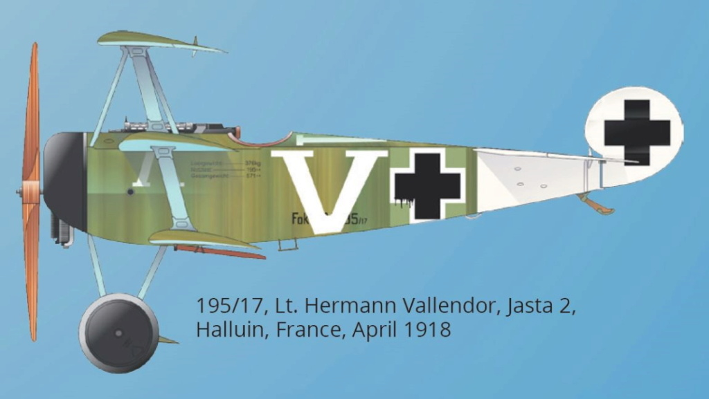 FOKKER Dr.I Fokker69