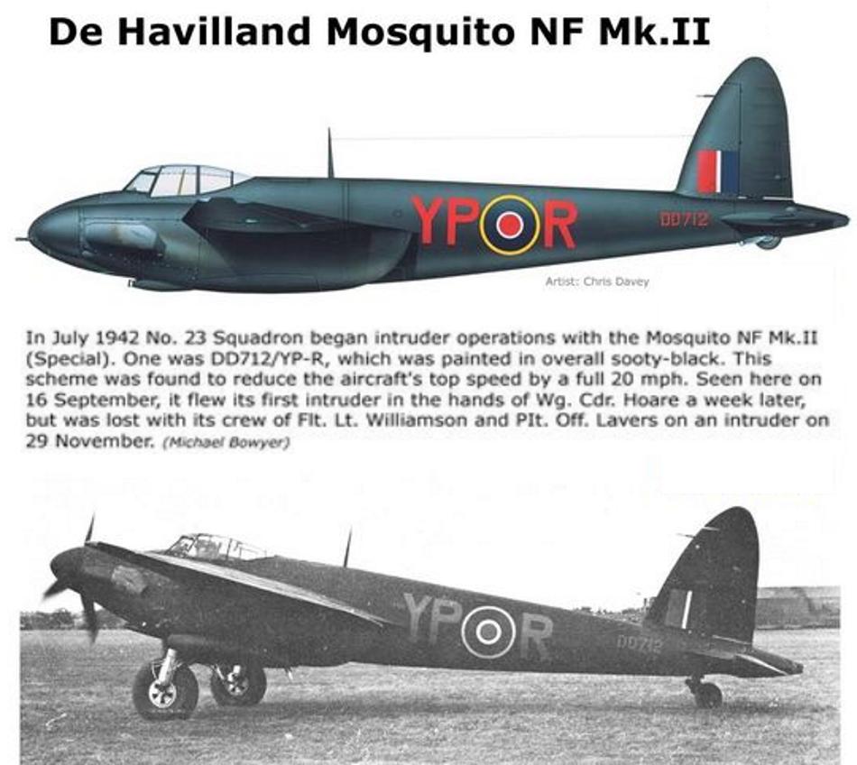 DE HAVILAND MOSQUITO DH 98 Mosqui20