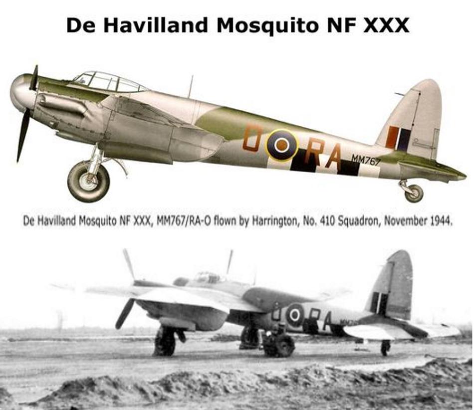 DE HAVILAND MOSQUITO DH 98 Mosqui21