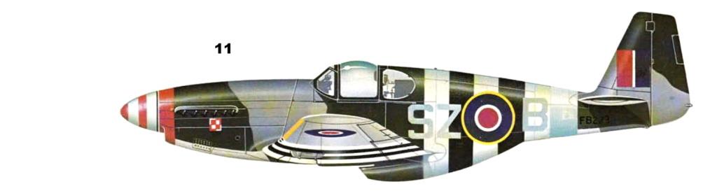 NORTH AMERICAN P-51 MUSTANG P-51-111