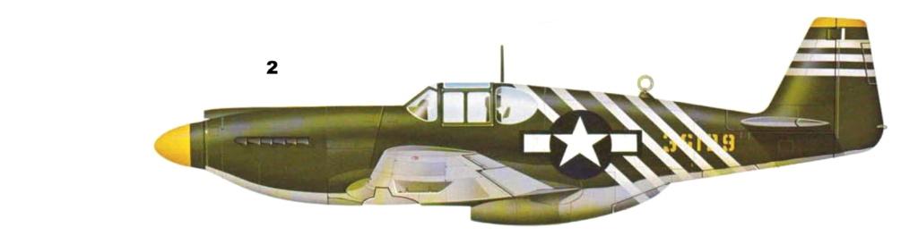 NORTH AMERICAN P-51 MUSTANG P-51-210