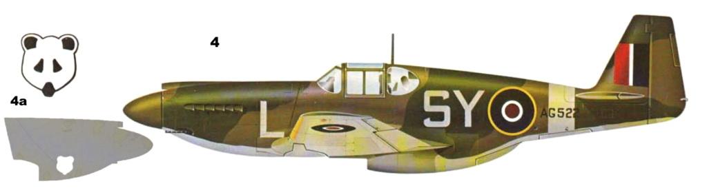 NORTH AMERICAN P-51 MUSTANG P-51-410
