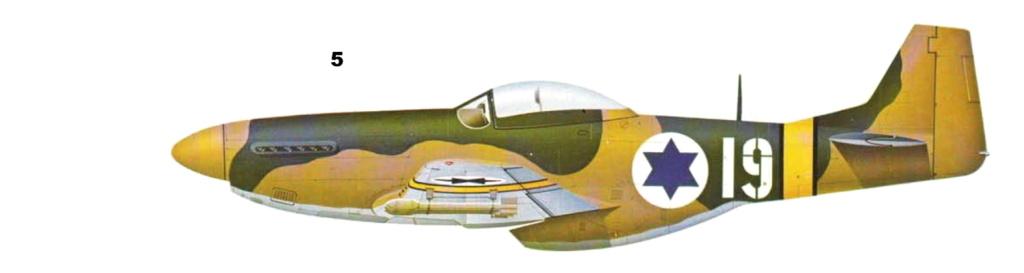 NORTH AMERICAN P-51 MUSTANG P-51-510