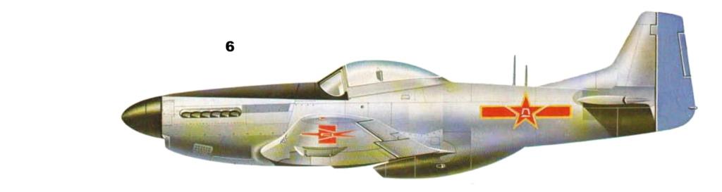 NORTH AMERICAN P-51 MUSTANG P-51-610