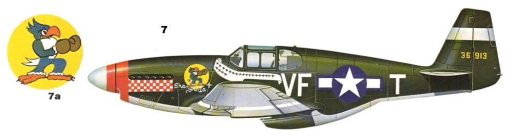NORTH AMERICAN P-51 MUSTANG P-51-710