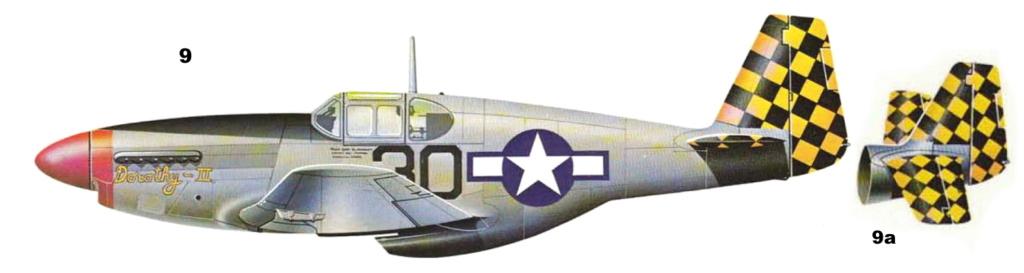 NORTH AMERICAN P-51 MUSTANG P-51-910