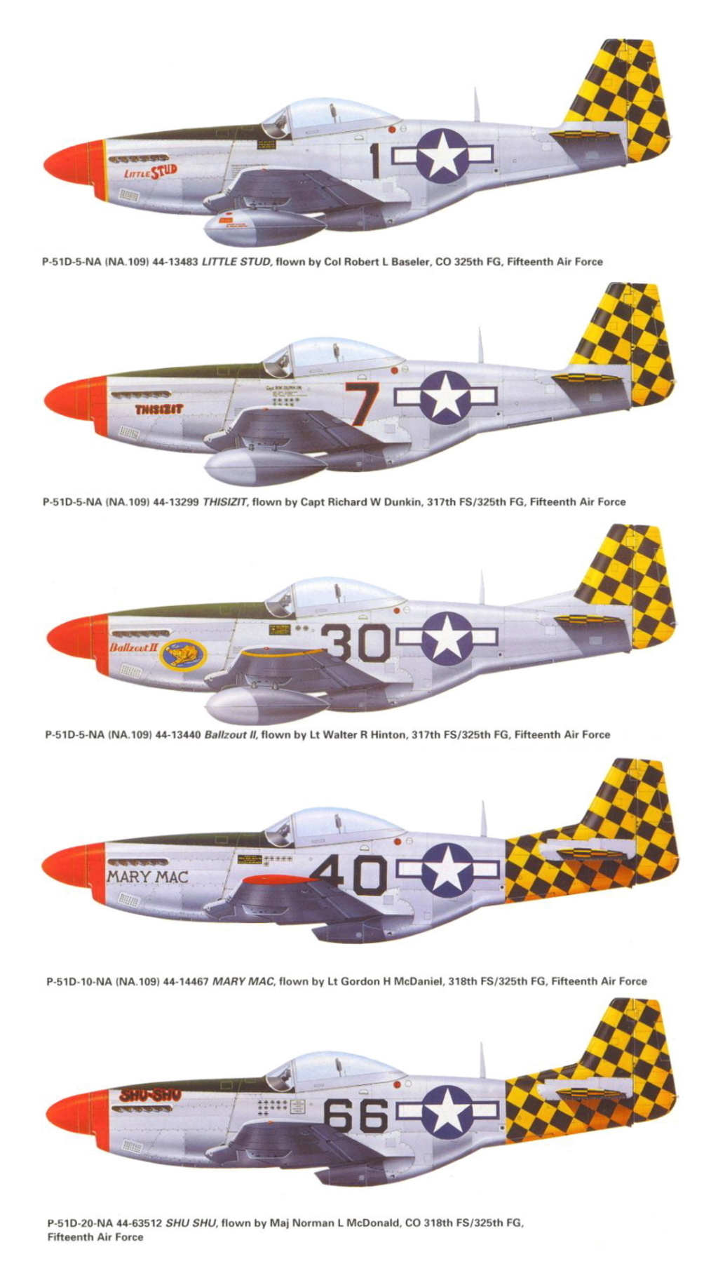 NORTH AMERICAN P-51 MUSTANG P-51-c12