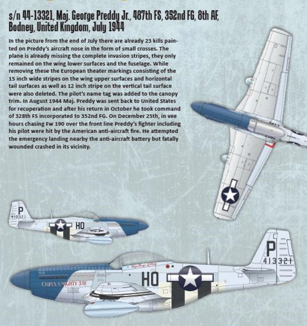 NORTH AMERICAN P-51 MUSTANG P51-1-10