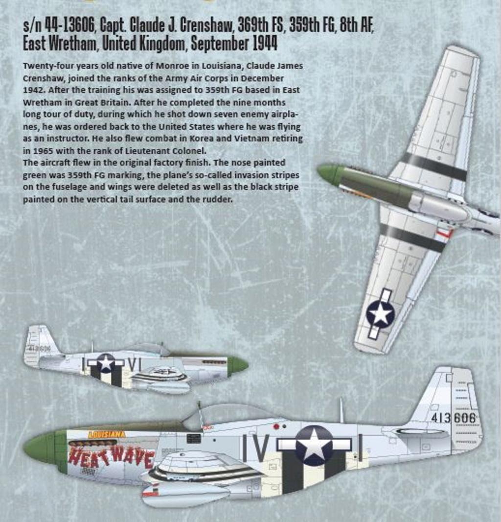 NORTH AMERICAN P-51 MUSTANG P51-1-15