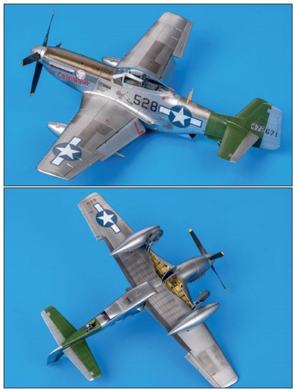 NORTH AMERICAN P-51 MUSTANG P51-2-26