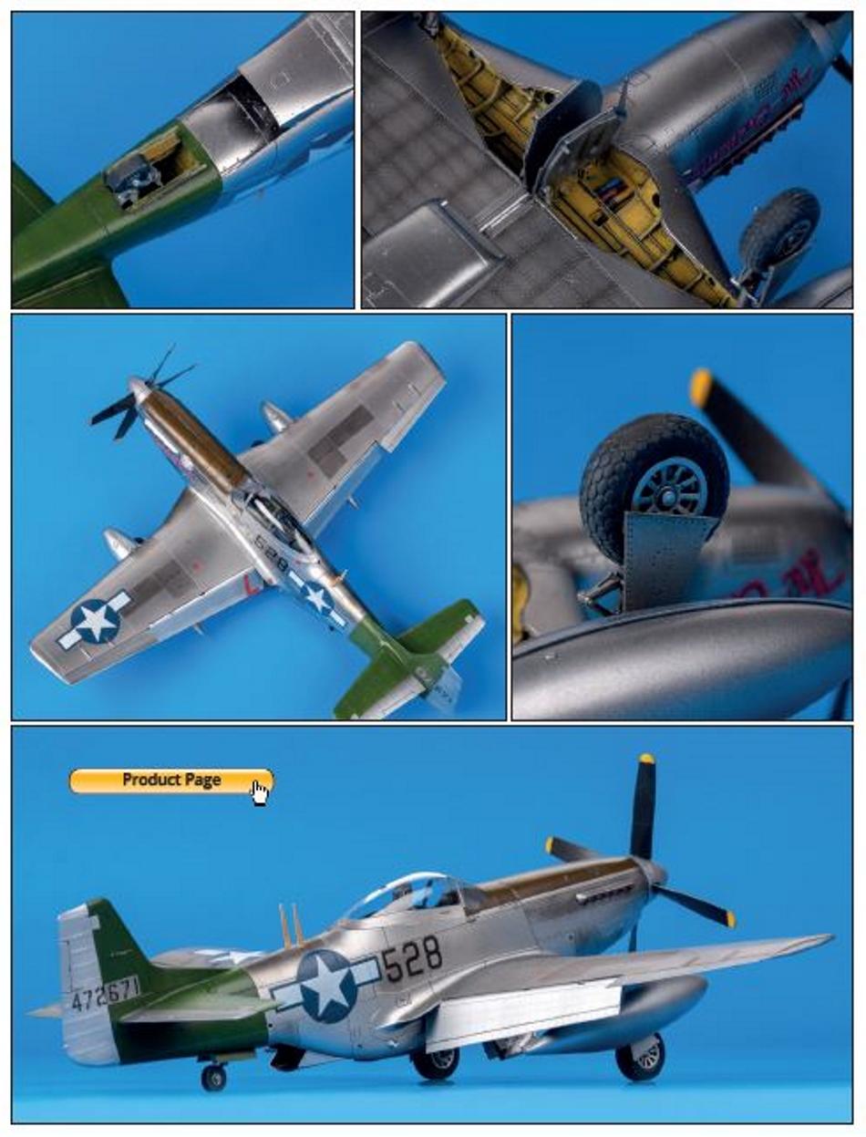 NORTH AMERICAN P-51 MUSTANG P51-2-30