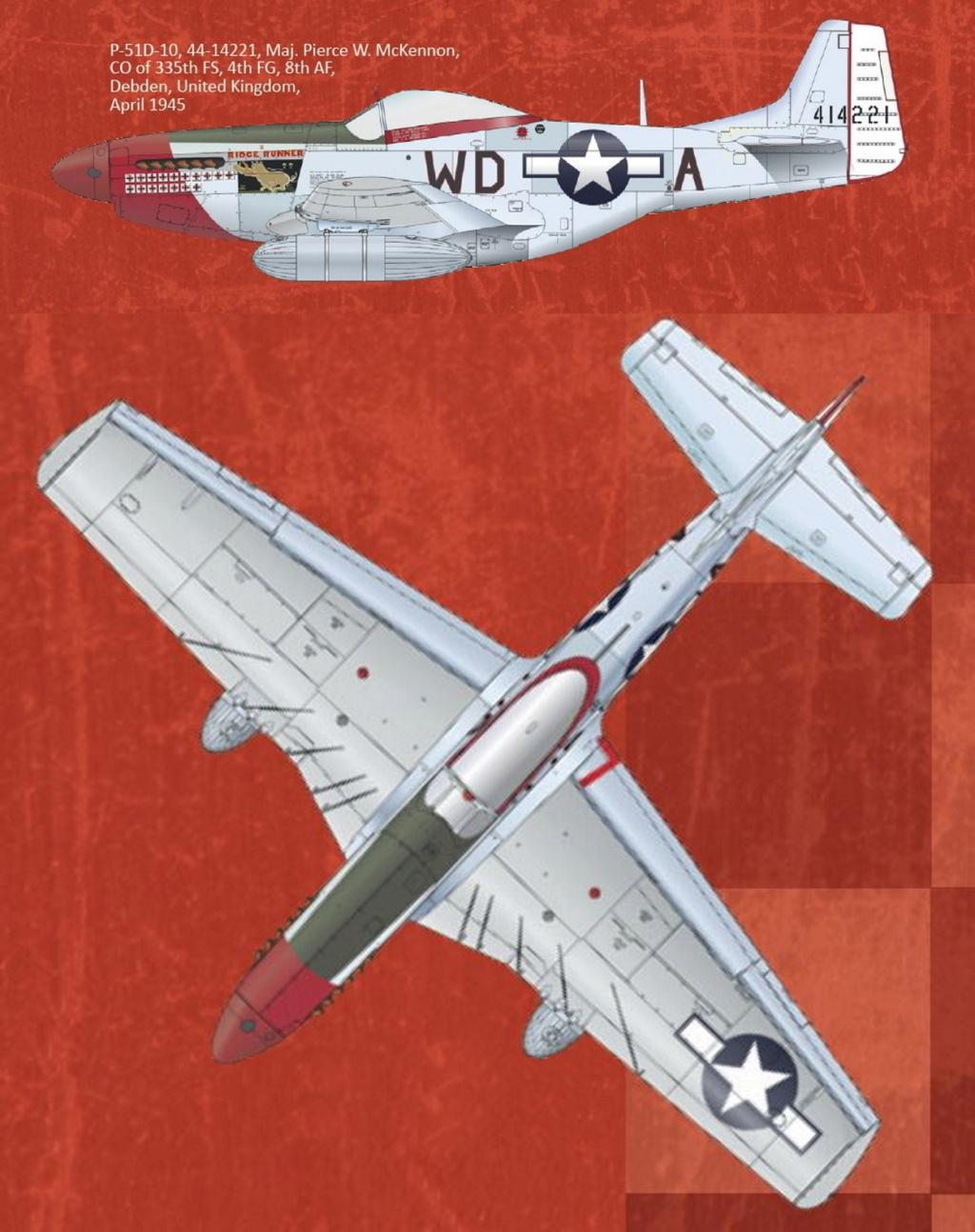 NORTH AMERICAN P-51 MUSTANG P51-5-11