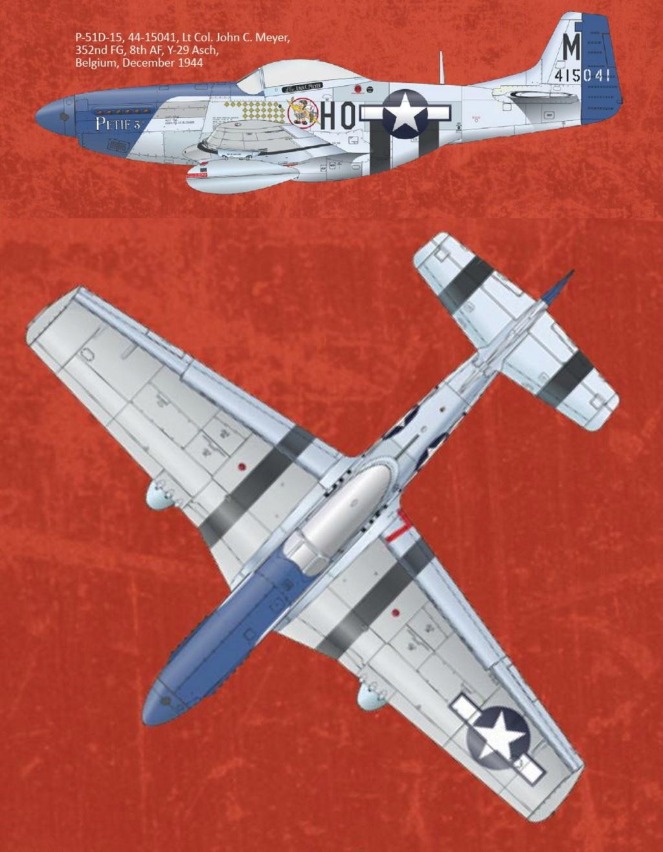 NORTH AMERICAN P-51 MUSTANG P51-5-12