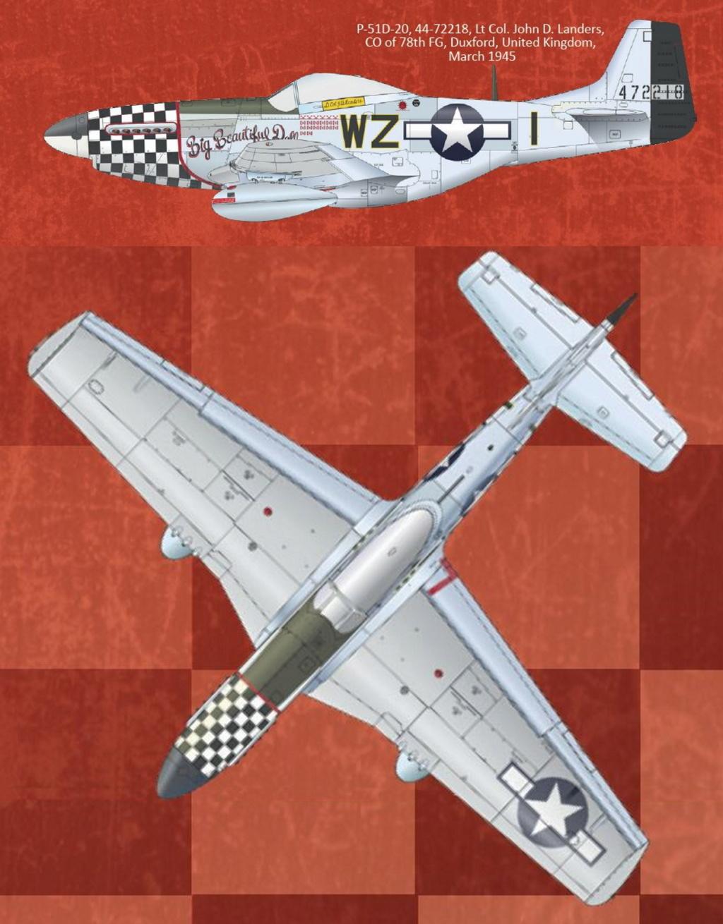NORTH AMERICAN P-51 MUSTANG P51-5-14