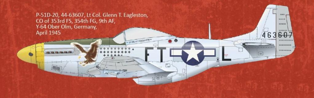 NORTH AMERICAN P-51 MUSTANG P51-5-16