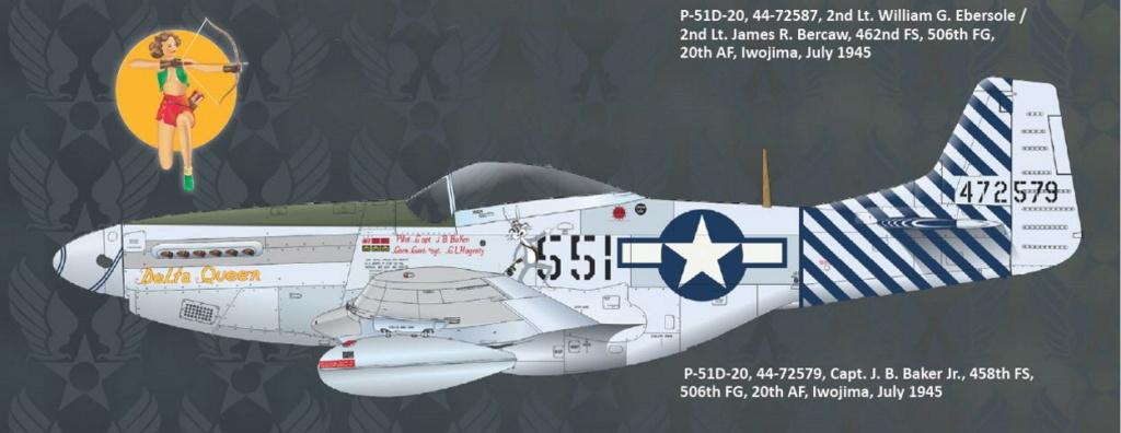 NORTH AMERICAN P-51 MUSTANG P51-6-11