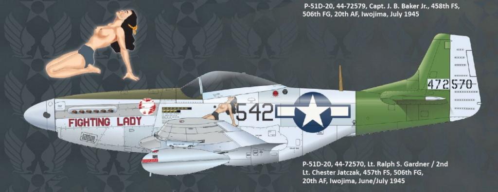NORTH AMERICAN P-51 MUSTANG P51-6-12