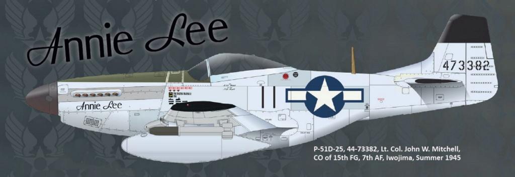 NORTH AMERICAN P-51 MUSTANG P51-6-20