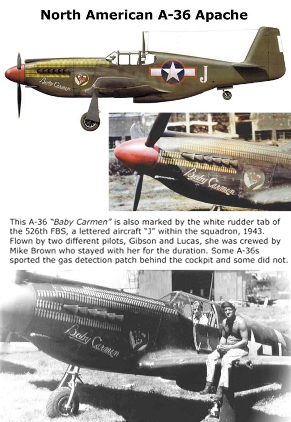 NORTH AMERICAN P-51 MUSTANG P51a-111