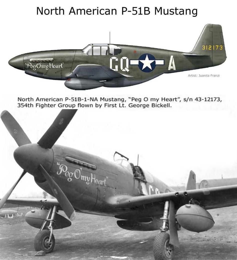 NORTH AMERICAN P-51 MUSTANG P51b_u11