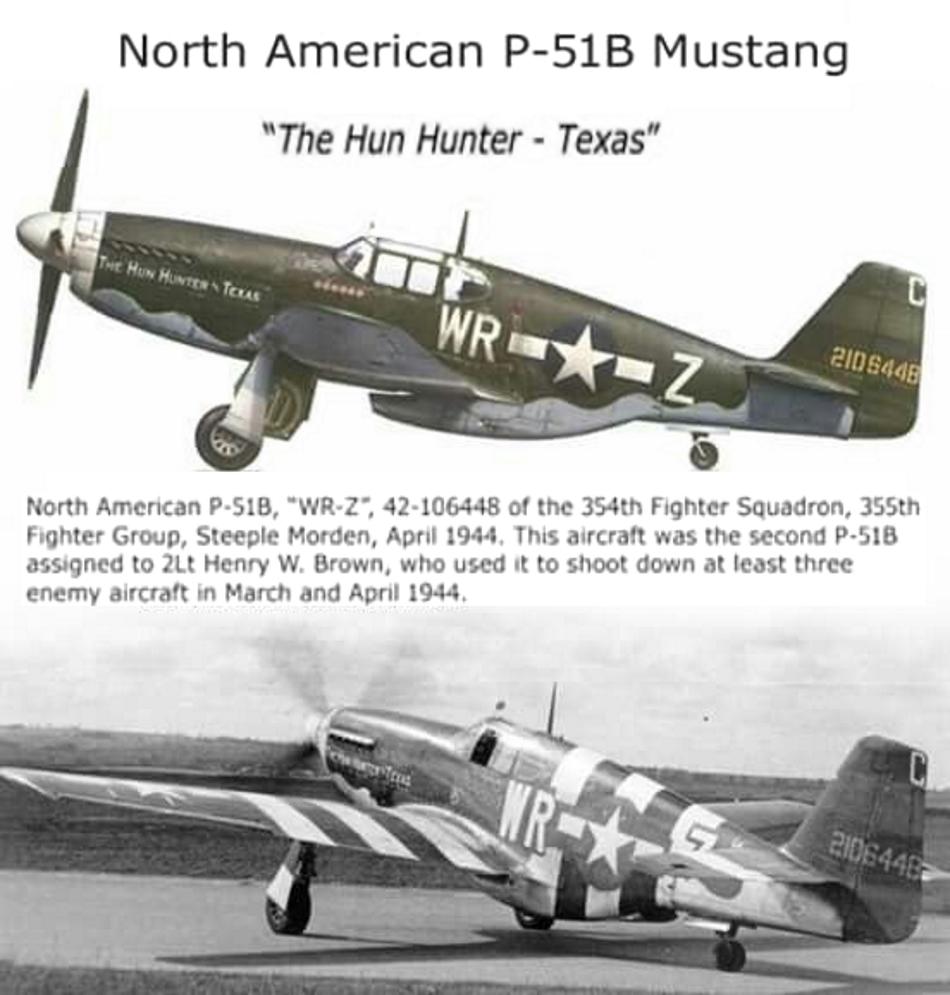 NORTH AMERICAN P-51 MUSTANG P51b_u14
