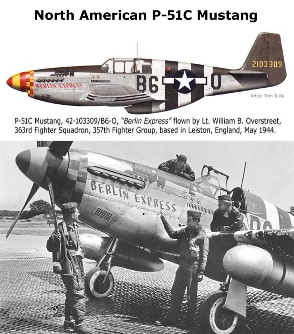 NORTH AMERICAN P-51 MUSTANG P51b_u15