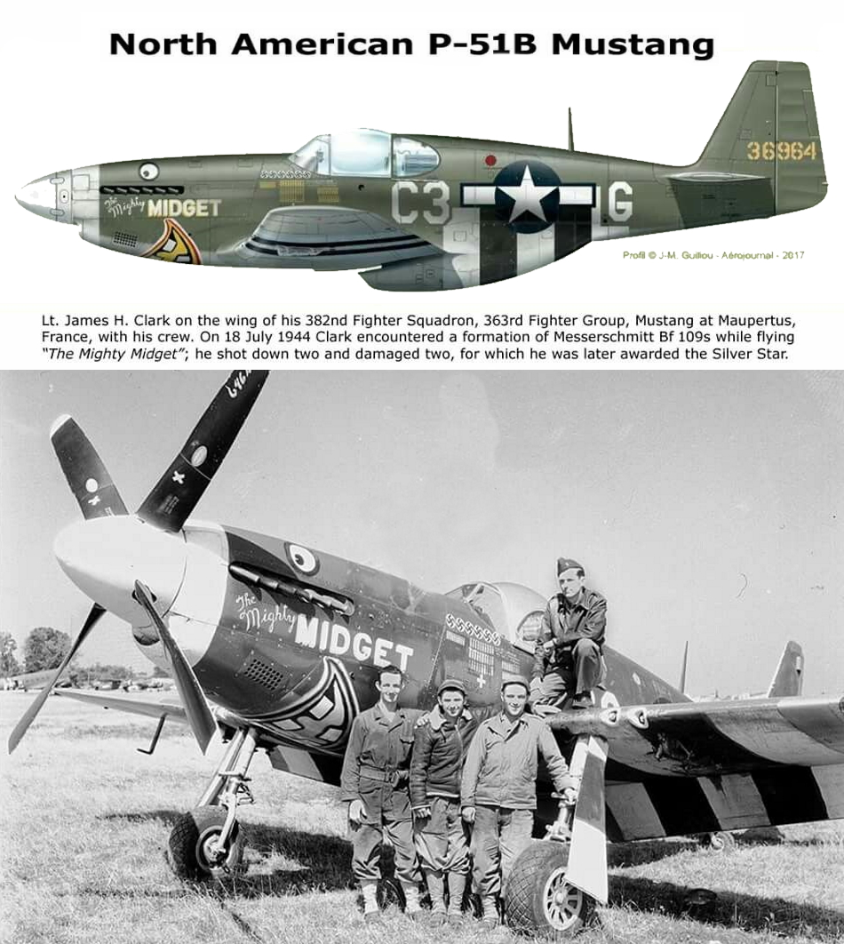 NORTH AMERICAN P-51 MUSTANG P51b_u18