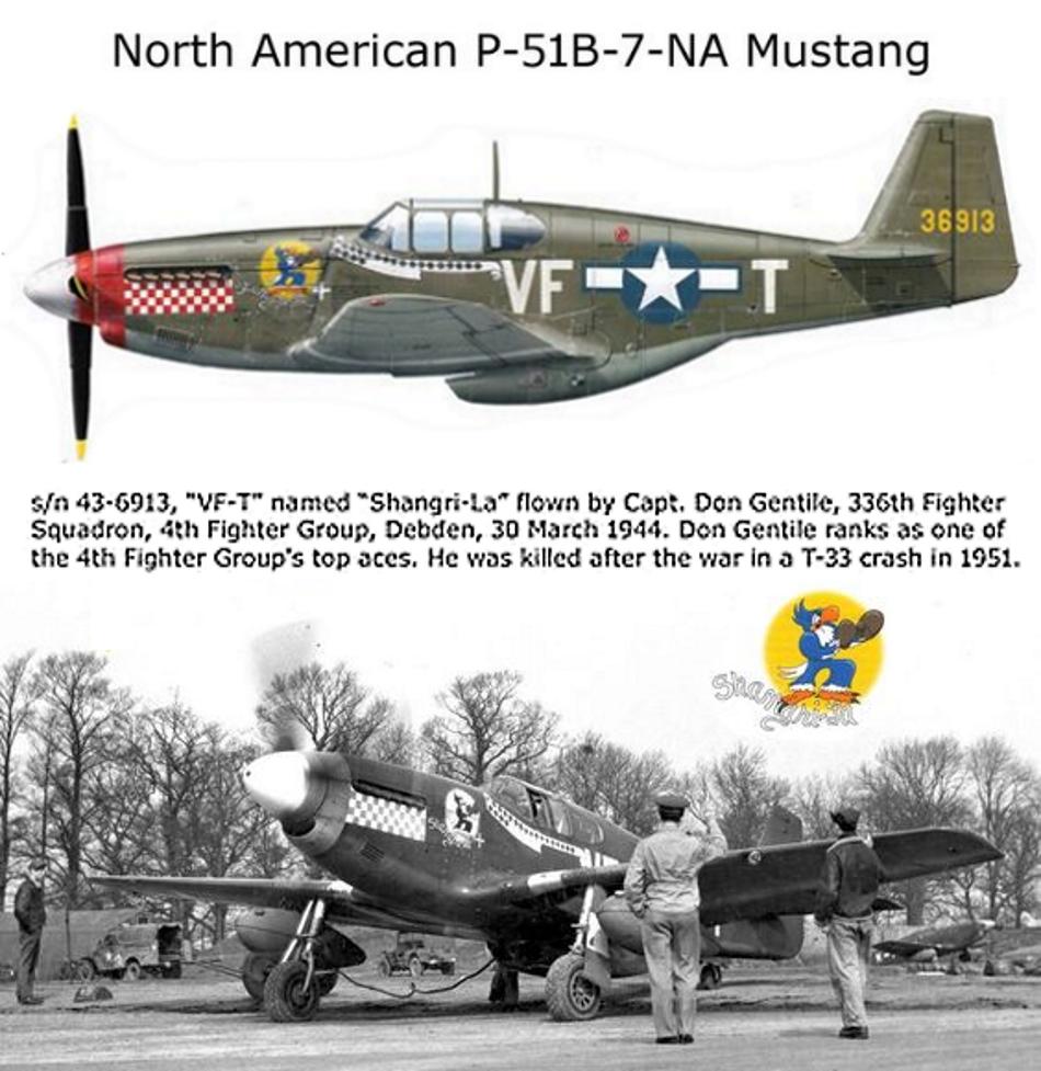 NORTH AMERICAN P-51 MUSTANG P51b_u22
